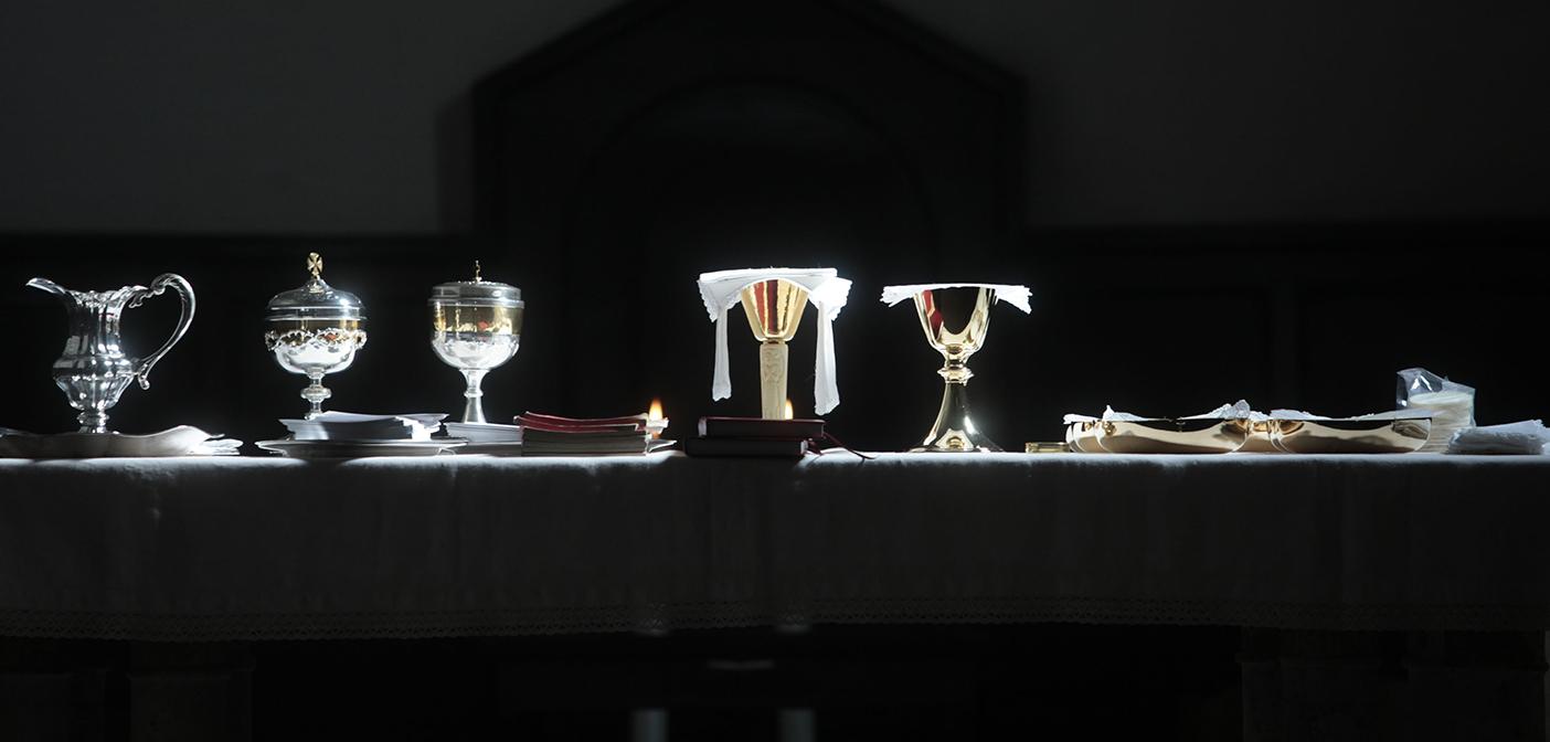 Ancona 03-09-2011 XXV Congresso Eucaristico Nazionale La Messa di mons. Caprioli per i volontari